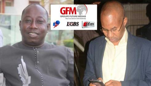 Mamoudou Ibra Kane et Alassane Samba Diop quittent le Groupe Futurs Médias