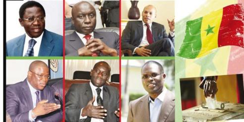 Présidentielle 2019: Le Landerneau politique suffoque déjà de candidatures à 6 mois du scrutin