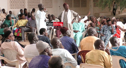 Gandiol : un forum citoyen sensibilise sur les enjeux du foncier (vidéo)