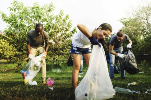 Le plogging : l'athlète au service de l'environnement