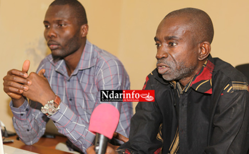 Révocation de Khalifa SALL : « Nous sommes tous citoyens sénégalais en sursis », crie Mame Laty FALL du Forum civil de Saint-Louis.