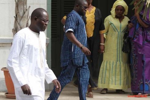 Mairie de Dakar : Khalifa Sall restitue sa voiture de fonction