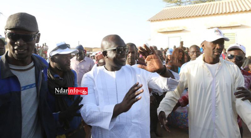 """PARRAINAGE : l'ADEV à l'assaut. Faly SECK promet """"une victoire écrasante"""" au président Macky SALL"""
