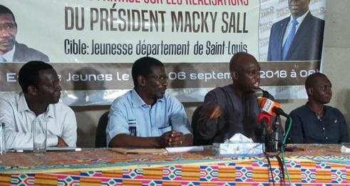 """Mansour FAYE signe la réconciliation : """"Mary Teuw habite à Bango, j'habite à Bango … """""""
