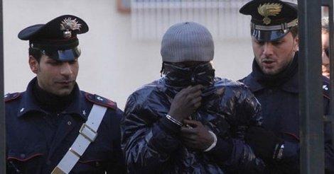 Italie : Trois Sénégalais arrêtés pour trafic de drogue dure