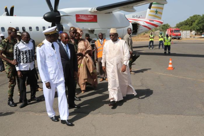 Politique : Le président de la République repousse d'un mois son voyage d'inauguration et de lancement de projets en Casamance