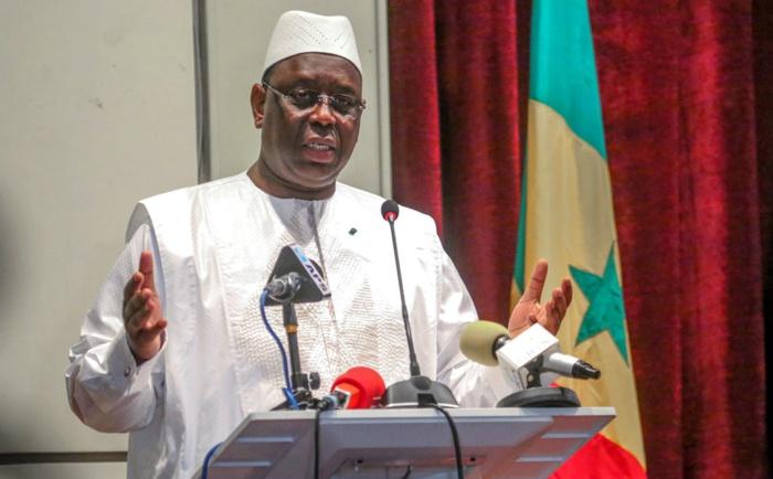 """Macky Sall : """" le pont de la Gambie sera inauguré au mois de décembre """""""