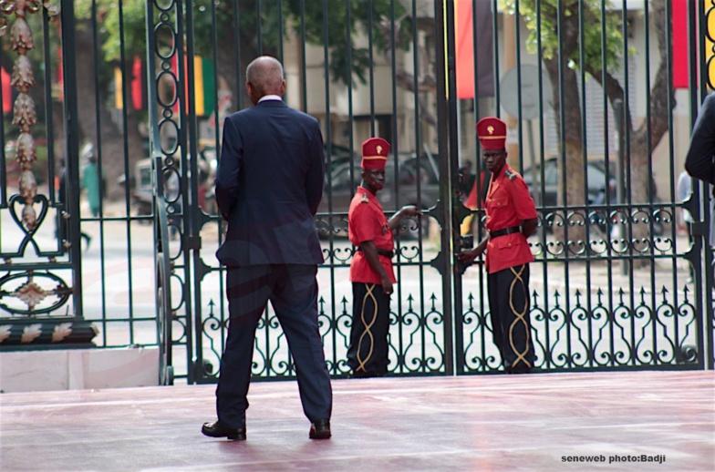 Portrait in memoriam : Chef du protocole de la présidence de la République: Bruno Diatta, le Major éternel de l'ENA