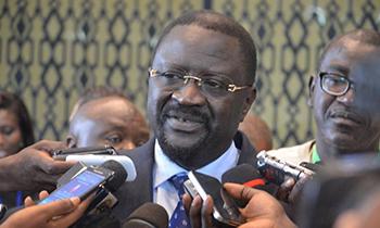 Autosuffisance en riz: « Il faut que l'on s'empresse d'agir et aller droit au but… », selon Papa Abdoulaye Seck…