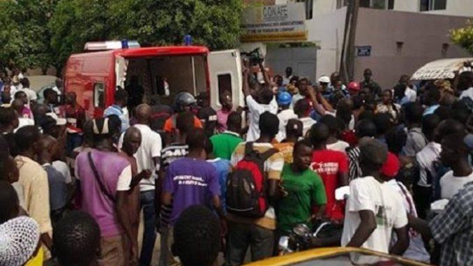 Meurtre à Zac Mbao : un homme jeté du haut du 3e étage d'un immeuble par deux individus