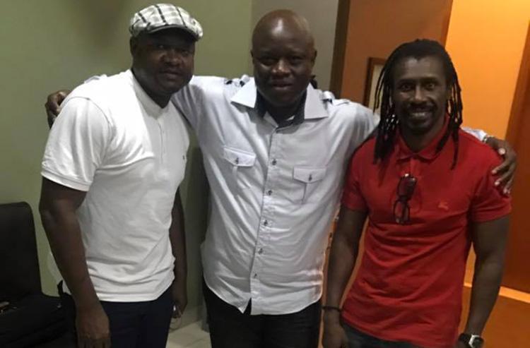 Sénégal-Soudan : les conseils d'Amara Traoré à Aliou Cissé