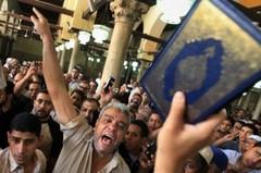 INTERNATIONAL: L'Egypte fête le départ du président Moubarak