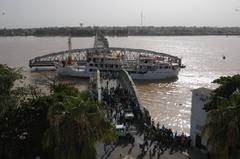 L'ouverture du pont pourrait hypothéquer la réussite du tournoi de Saint-Louis