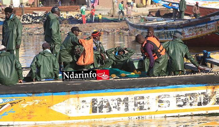 Pêche en Mauritanie : Les Guet-ndariens devront patienter jusqu'en 2019