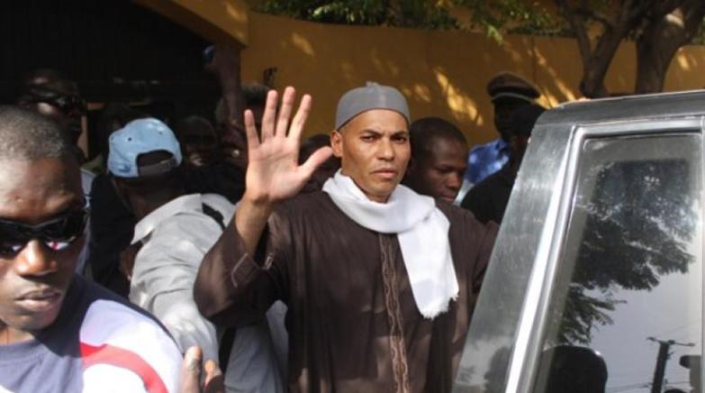 Karim Wade, les dessous d'un retour à Dakar