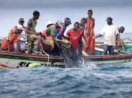 Gueth Ndar: 11 pêcheurs portés disparus après le chavirement de deux pirogues