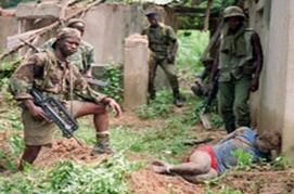 Casamance : les rebelles emportent les corps de deux militaires