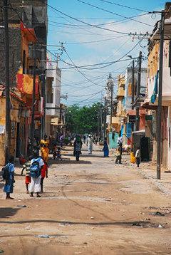 Exposition sur Saint-Louis du Sénégal à Lille Métropole