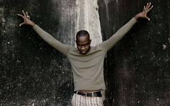 Abdou Guité victime de vol