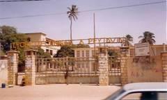 Le lycée André Peytavin de Saint-Louis