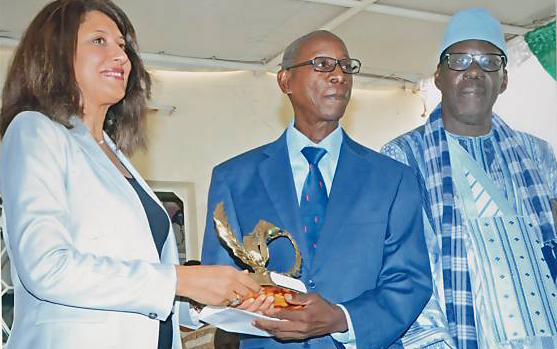 Culture : le prix de Poésie David Diop décerné à Alioune Badara Coulibaly