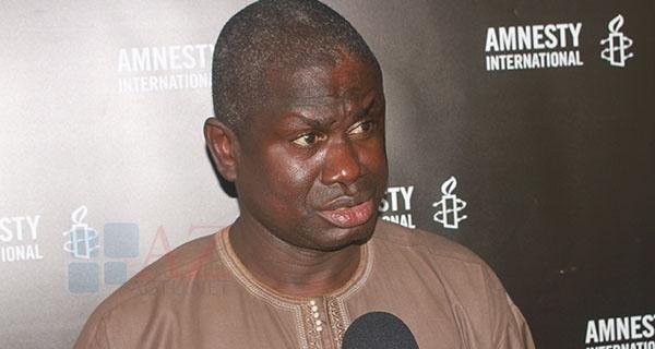 """Seydi Gassama répond à Macky Sall : """"le président a été trompé par le Garde des Sceaux, et c'est malheureux"""""""