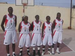 Basket Ball National1 féminin poule A 5éme tour :  SLBC un pas vers les play-off