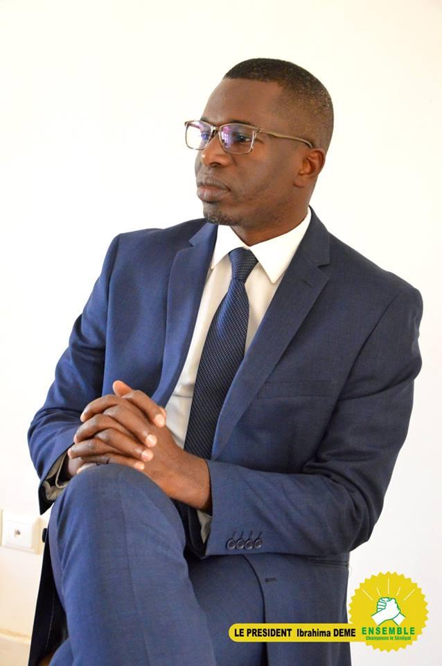 Juge Deme : «Le fait de perdre la crédibilité de notre justice est frustrant»