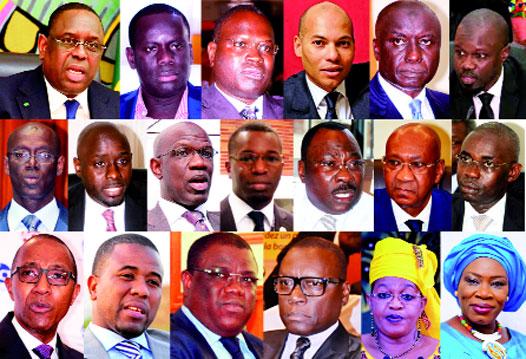 Présidentielle 2019 : Le dépôt des candidatures démarre le 11 décembre