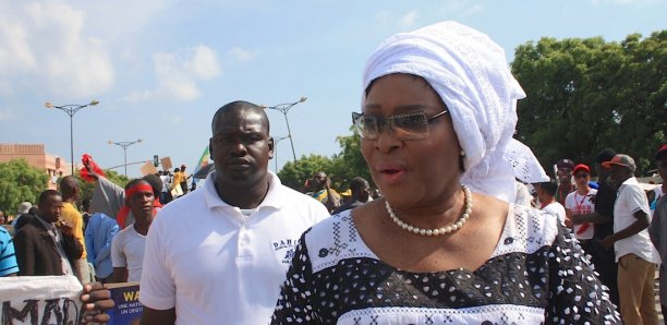 Aïda Ndiongue rejoint Macky