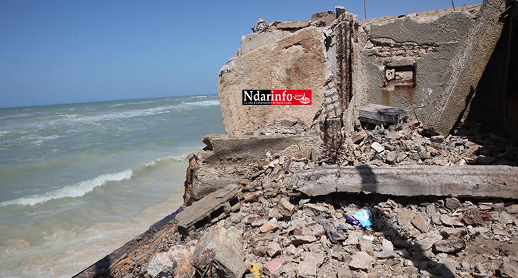 Chute d'une maison à NDAR TOUTE : Après Abdoulaye FALL, Ndeye Ma FALL décède