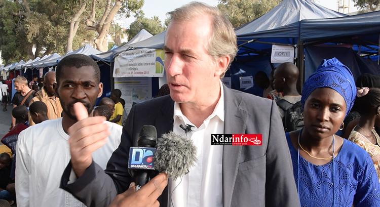 Érosion de la Langue de Barbarie : « il faut répondre à l'urgence et prendre les bonnes décisions », dit Christophe BIGOT