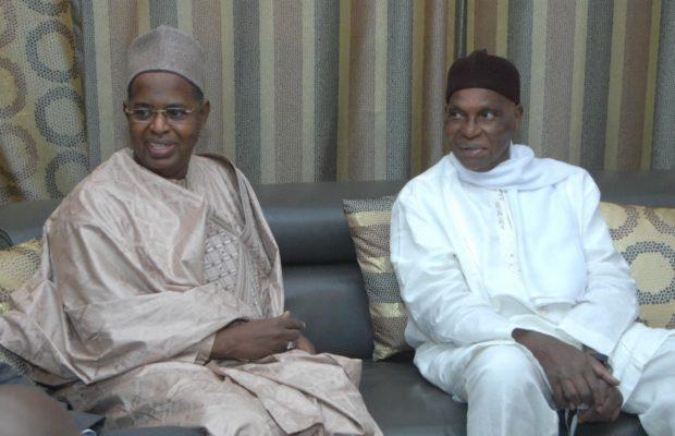 """Abdoulaye WADE : """" je travaillais avec Sidy Lamine sur un projet consistant à  ... """""""