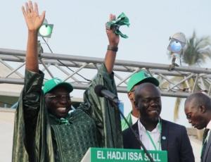 Présidentielle 2019 : Issa Sall promet de ne pas dépasser 20 ministères s'il est élu président