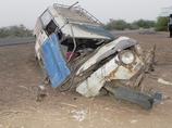 Un cercueil roulant dérape et fait un mort à l'entrée de Richard-Toll