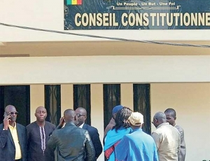 Conseil constitutionnel: on connaît l'identité des 7 membres de la Société civile qui vont assister les 7 Sages