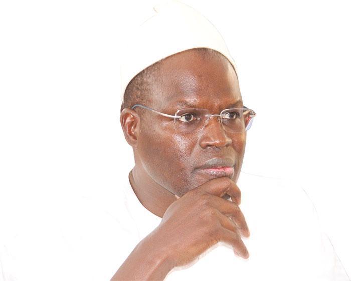 Présidentielle 2019 : Khalifa Sall demande à Cheikh Bamba Dieye de le soutenir