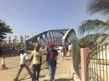 Pont Faidherbe : encore un mois de circulation alternée