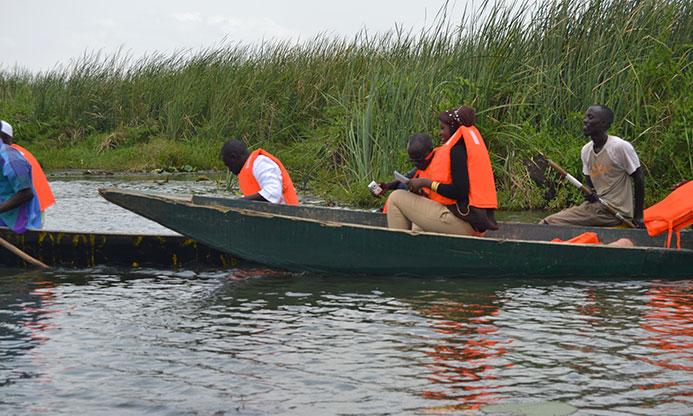 Changements climatiques : un projet renforce la résilience des communautés installées autour des réserves naturelles