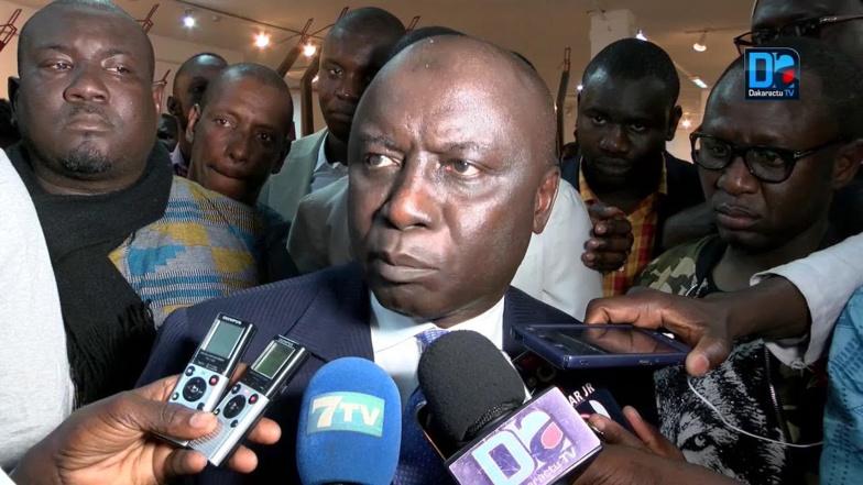 Idrissa Seck : « Macky Sall n'arrivera pas à ses fins... »