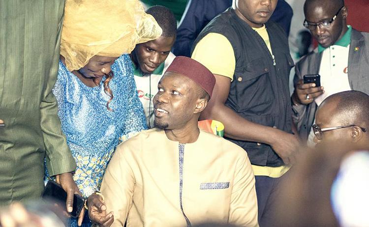 Ousmane Sonko : « Moustapha Niass et Tanor, pendant 50 ans n'ont fait que… » ( vidéo )