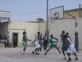 Coupe du Sénégal Dames ¼ de finales : Saint-Louis Basket Club se qualifie difficilement