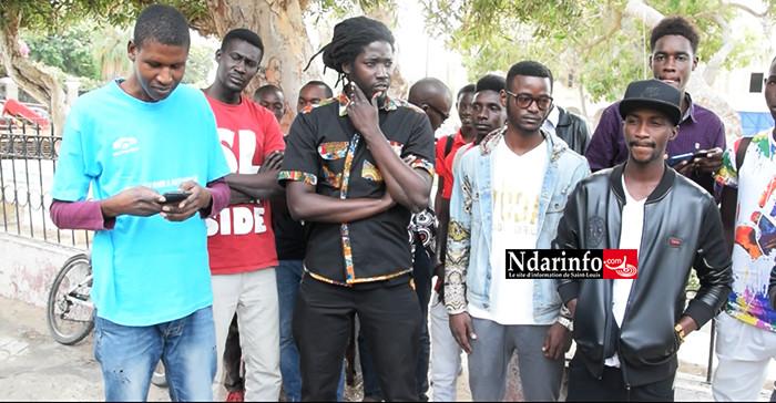 """Concert de Waly SECK : la jeunesse dit """"stop"""" à Mansour FAYE (vidéo)"""