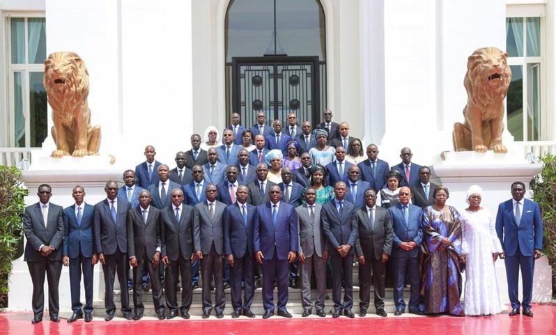 Le Communiqué du Conseil des ministres de ce mercredi 26 décembre 2018