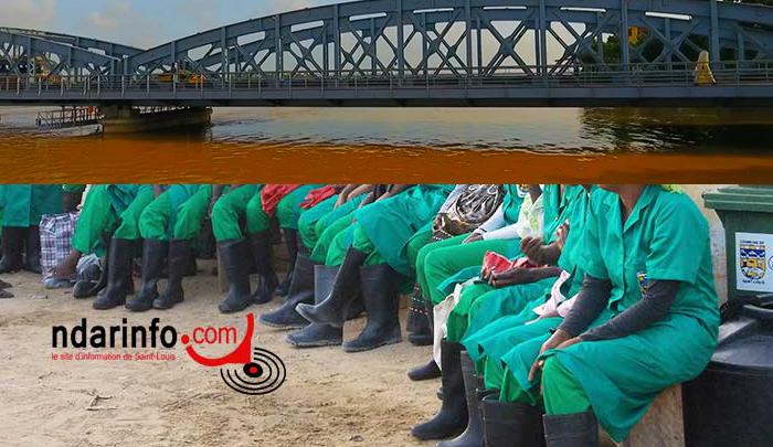 Mairie de Saint-Louis : Trois mois sans salaires, des agents du nettoiement crient leur désolation