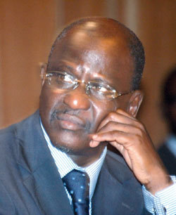Cheikh Tidiane Sy démissionne