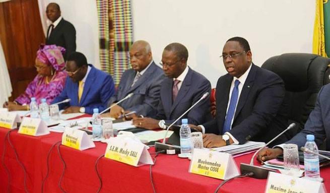 Le Communiqué et les nouvelles nominations du Conseil des ministres de ce mercredi 09 janvier 2019