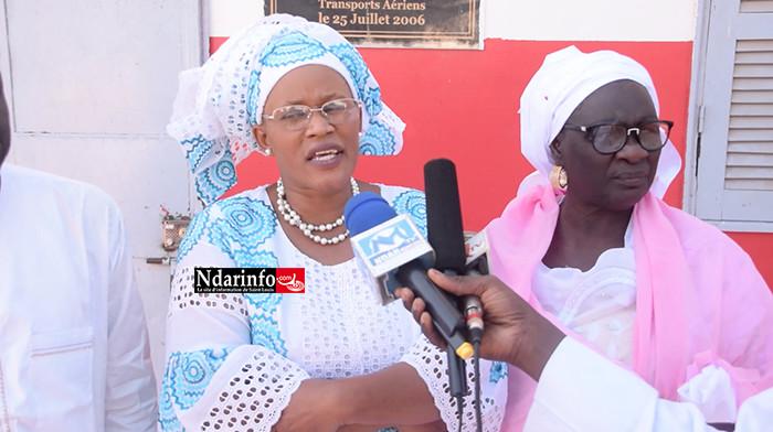 Jumelage entre les conseillères familiales de Saint-Louis et Louga (vidéo)