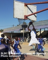 Play-Off Dames : SLBC bat Sibac 62-55