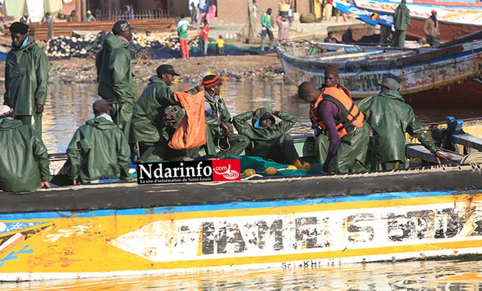 """"""" Les corps des quatre pêcheurs ne sont pas en état de décomposition (...) On peut les transférer sans risque"""", révèle un Sénégalais établi au Cap-Vert"""